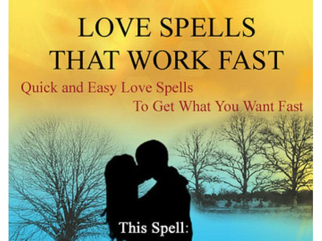 Binding Love Spells With Photo
