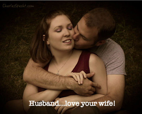 Love between Husband and Wife
